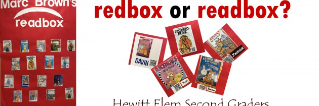 redbox or readbox?