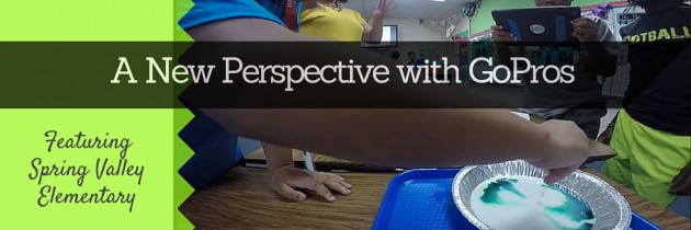 A New Perspective with GoPros