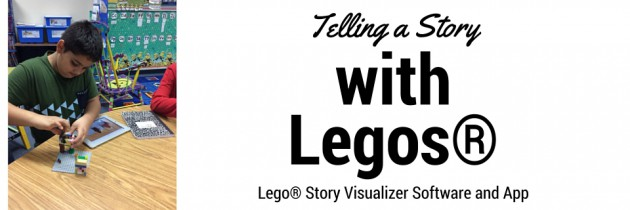 Telling a Story… with Legos