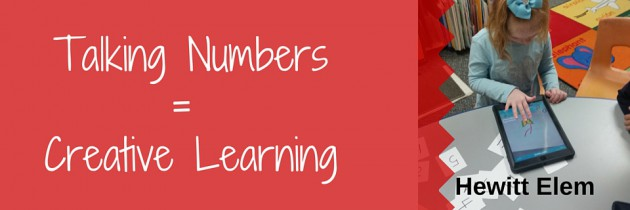 Chattering Numbers = Creative Learning
