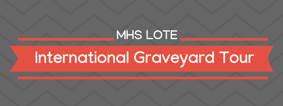 International Graveyard Tour