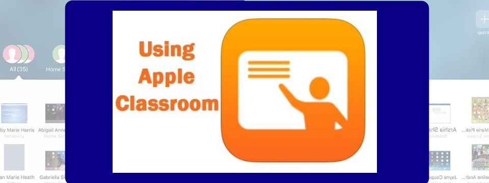 The  Apple  of  Our  Eyes- Managing Students' iPad Use